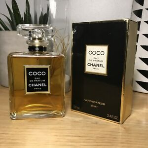 Coco by Chanel Eau de Parfum 100 ml / 3.4 oz Vintage!  New in Box