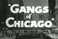 GANGS OF CHICAGO (1940) DVD LLOYD NOLAN, BARTON MACLANE