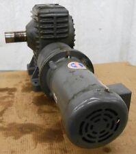 BALDOR AC MOTOR, VM3611T, 3HP, WINSMITH GEAR REDUCER 941CDBS061XOFA, 40:1