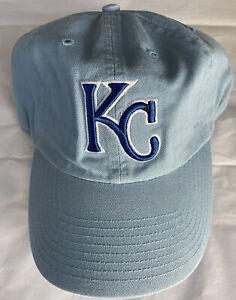 "MLB Kansas City Royals Franchise ""Perfect Fit"" Hat Cap Medium Twins Enterprise"