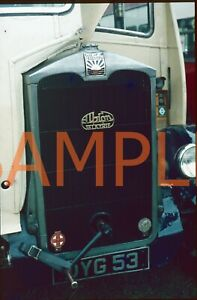 35mm slide Albion Radiator from South Yorkshire DYG 53 - 51 @ Beamish Museum