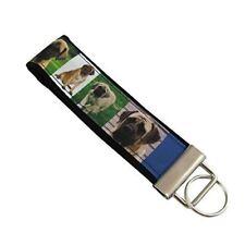 American Mastiff Dog Breed Key Fob / Fabric Key Chain