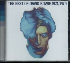 DAVID BOWIE - The Best Of 1974/1979 - CD Album *Hits**Collection**Singles*