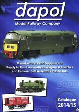 Dapol 2014/2015 - Model Railways Catalogue - New Out Today -  1st Class UK Post