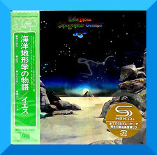 Yes , Tales From Topographic Oceans ( 2_SHM-CD_Limited Edition_Japam )