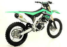 SILENCIEUX ARROW ALU KAWASAKI KX 450 F 2012/13 - 75109TA