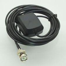 BNC male plug mini GPS Active Antenna Aerial 3M Cable for Garmin gpsmap Abarten