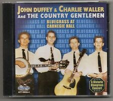 """COUNTRY GENTLEMEN, CD """"BLUEGRASS AT CARNEGIE HALL"""" NEW SEALED"""