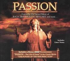 NEW - Passion: The Life of Jesus (With Bonus DVD) by Various