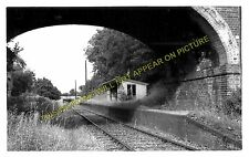 Ash Green Railway Station Photo. Wanborough - Tongham. Guildford to Farnham (1)