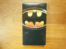 """Batman"" VHS - TESTED - Tim Burton, Michael Keaton - NICE!"