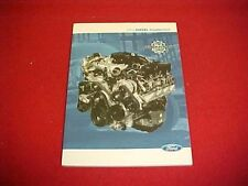 2008 Ford Super Duty 6.0L and 6.4L Powerstroke Diesel Supplement Manual Used