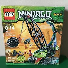 LEGO Ninjago 9457 Fangpyre Wrecking Ball