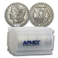 SPECIAL PRICE! 1878-1904 Morgan Silver Dollar VG-VF(Random Year) Lot of 20