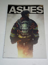 Ashes Trade Paperback! Z2 Comics! Great Deal!