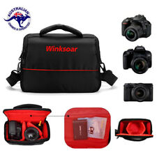 Camera Bag Waterproof Anti-Shock Shoulder Carry Case For SLR DSLR Camera DV