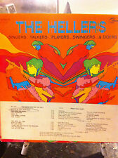 THE HELLERS Singers TALKERS Players SWINGERS & Doers Command DJ RS 934 SD