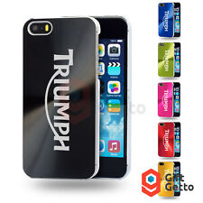 Triumph Bonneville Motorcycle Engraved Personalized Metal Cover Case-iphone 5/5s