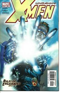 UNCANNY X-MEN #422 MARVEL COMICS 2003 BAGGED AND BOARDED