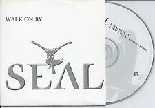 SEAL - Walk on by CD SINGLE 2TR EU CARDSLEEVE 2004 RARE!