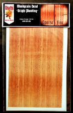 Uschi van der Rosten 1010 Decals Holzdekor Woodgrain Bright Planking