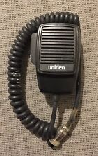 Uniden 4 Pin Cb Microphone - Made in Taiwan