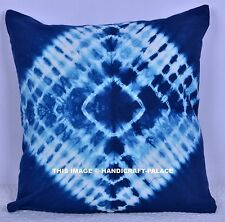 """Indian Pillow Case Tie Dye Mandala Decorative Throw Cushion Cotton Bed Cover 18"""""""