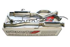 SKUNK2 MegaPower RR 76mm Exhaust Catback 92-95 Honda Civic Hatchback EG
