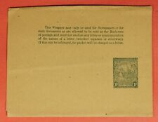 DR WHO BARBADOS NEWSPAPER WRAPPER STATIONERY UNUSED 182660
