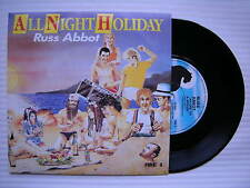 Russ Abbot - All Night Holiday / An Ode To A Spouse, Spirit Records FIRE-6 Ex+