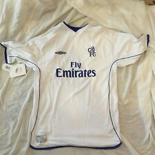 * NEW * Chelsea Retro Football Shirt New with Tags CFC Size Junior 11-12 -3