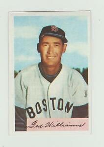 1989 Bowman Ted Willaims 1954 Bowman Reprint NEAR MINT to MINT