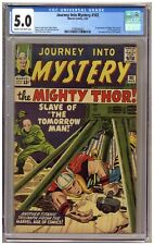 Journey into Mystery 102 (CGC 5.0) 1st app. Balder, Hela, and Sif; Kirby (j#6362