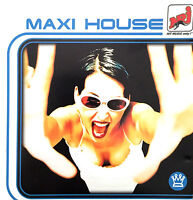 Compilation 2xCD Maxi House - France (EX/VG+)
