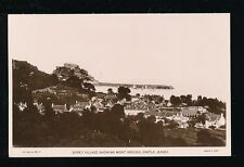 Channel Islands Jersey GOREY Village RP PPC Unposted local pub F Foot