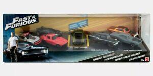 Fast & Furious Set of 7 vehicles - Box A Little Damaged MEGA BARGAIN