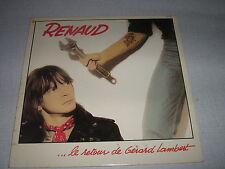 RENAUD 33 TOURS FRANCE LE RETOUT DE GERARD LAMBERT