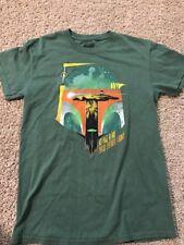 Star Wars Boba Fett Han Solo Carbonite T Shirt Adult Small Fifth Sun