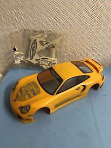 RC Auto Karosserie HPI Porsche 911 Turbo - Maßstab 1:10
