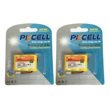 2x 3.6V Cordless Phone Battery for Vtech BT-17333 BT-27333 BT-263345 BT-17233