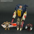 WHIRL + GUNBARREL + MAKESHIFT Transformers Universe G1 Ultra complete 211013A