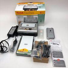 Kodak Easyshare Photo Printer Dock Series 3 Bundle for Parts or Repair