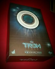 1/6 Hot Toys MMS144 Kevin Flynn Tron Empty Box With Plastic Inserts *US Seller*