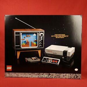 New Genuine LEGO NES Super Mario Series Nintendo Entertainment System