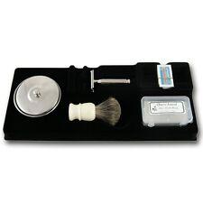 Thiers-Issard Luxury Double Edge Safety Razor Shaving Set (KT1-DE)