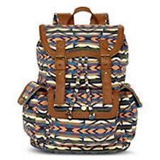 Olsenboye Aztec Print Backpack Book Bag School - NWT