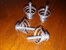 Zenith Chassis Bolts and Springs - Set of 4 - Short (1.5 inch)