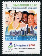 STAMP / TIMBRE DE FRANCE  N° 4491 ** JEUX OLYMPIQUES  SINGAPOUR 2010