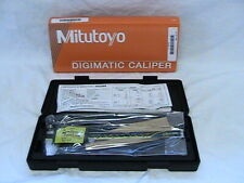 Mitutoyo 500-196-30 0-6in. Digimatic Digital Caliper