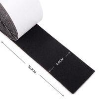 Felt Edge Fabric Felts for Car Wrapping 1 Roll 500cm * 4.8cm Self-Adhesive Glue
